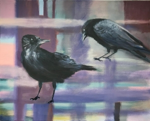 Ravens on the Plumbing - For Sale