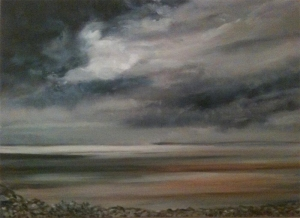 Morecambe Bay storm- For Sale